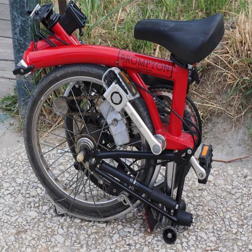 จักรยานพับได้ ยี่ห้อไหนดี 2021 คุ้มค่า กะทัดรัด
