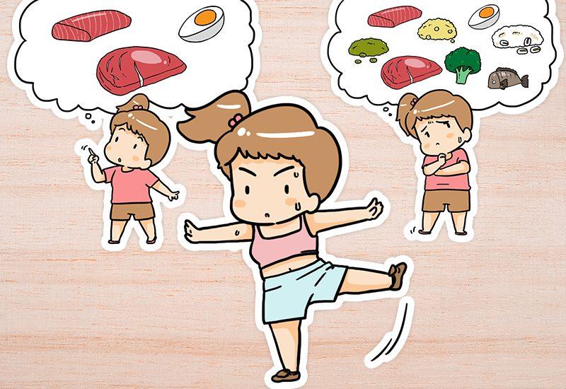 เมื่อไหร่ที่ควรกินอาหารเสริมโปรตีน