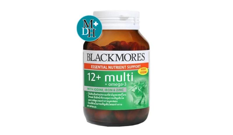 M Blackmores 12+ Multi plus (60แคปซูล)