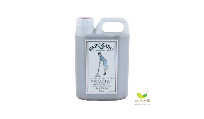 น้ำยาถูพื้น SABU-SABU Pest Control