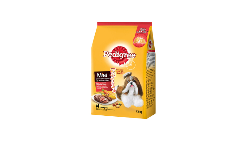 Pedigree Dog Food Dry Small Breed