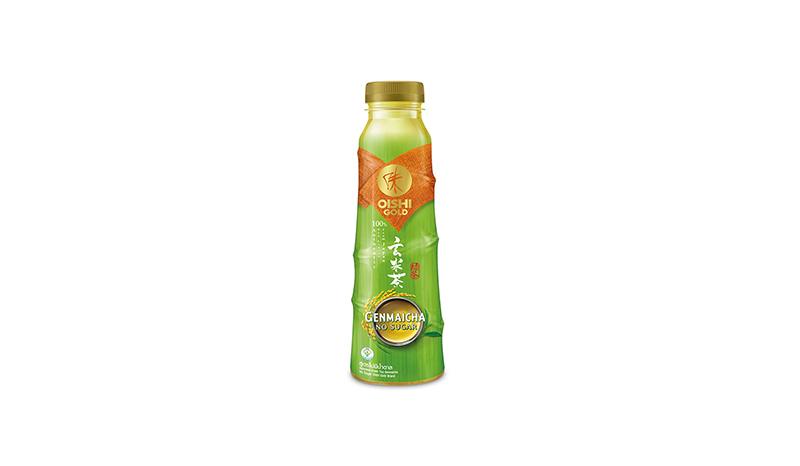Oishi Gold Genmaicha No Sugar