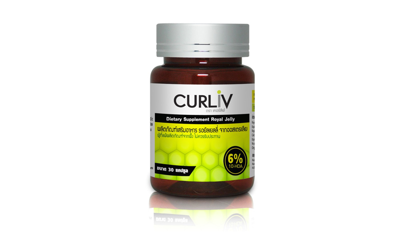 Curliv Royal Jelly
