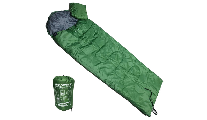 ถุงนอน Karana Hiker Sleeping Bag