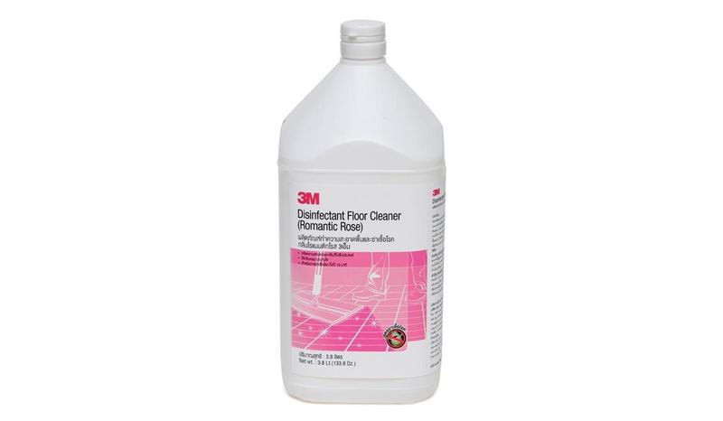 น้ำยาถูพื้น 3M ผลิตภัณฑ์ทำความสะอาดพื้นและฆ่าเชื้อโรค