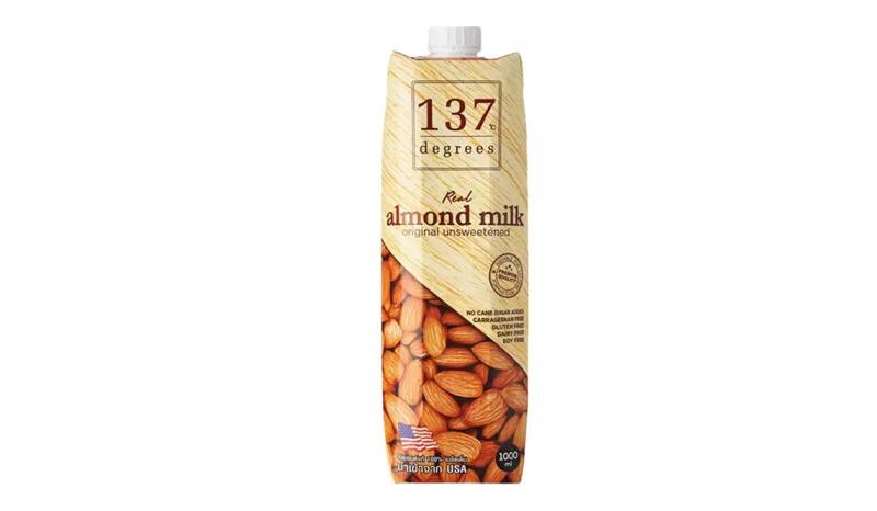 137 Degrees Almond Milk Unsweetened