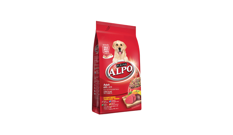 Alpo Adult Beef Liver and Vegetable
