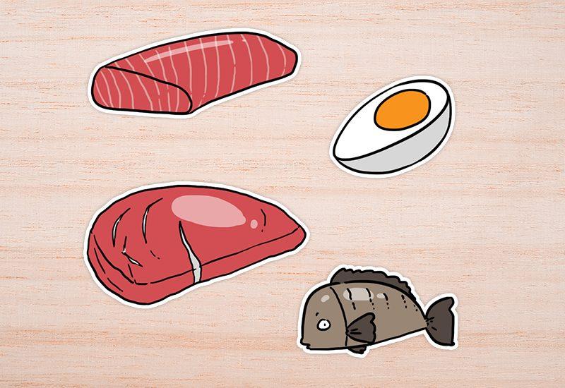 ขาดโปรตีนที่จำเป็นต่อร่างกาย