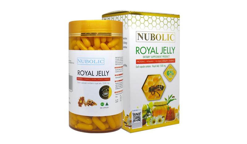 Nubolic Royal Jelly