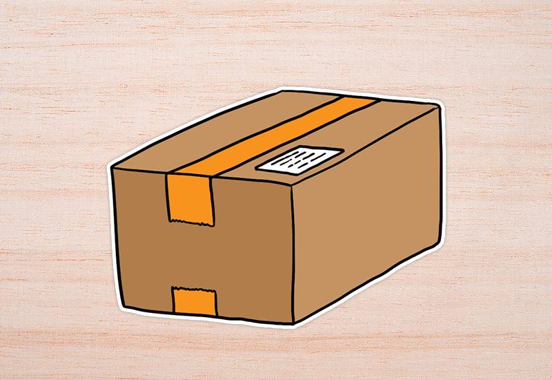 กระดาษลัง – พัสดุไปรษณีย์