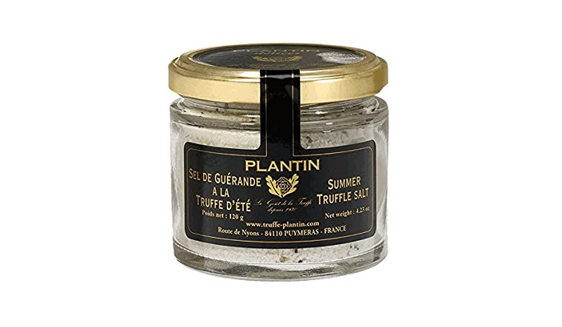 Plantin – Summer Truffle Salt of Guerande, Jar