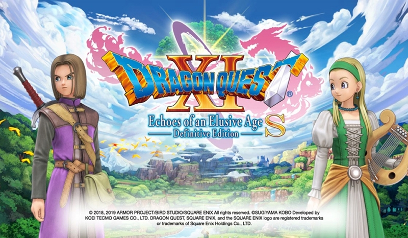 DRAGON QUEST XI S: Echoes of an Elusive Age