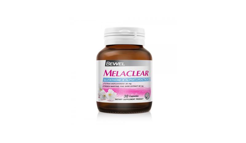 BEWEL Melaclear Glutathione & Alpha Lipoic Acid