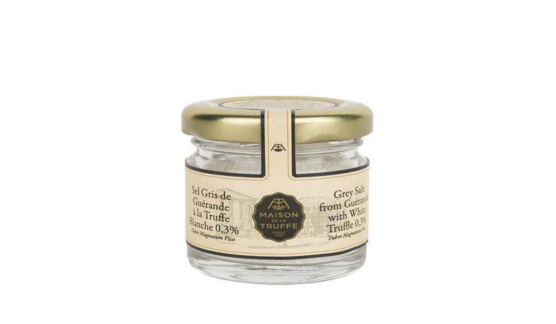 Maison de la Truffe Guérande Salt with White Truffle