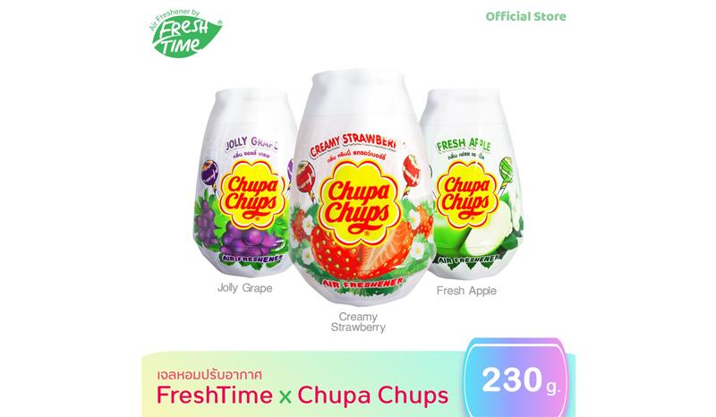 Chupa Chups เจลน้ำหอมปรับอากาศ