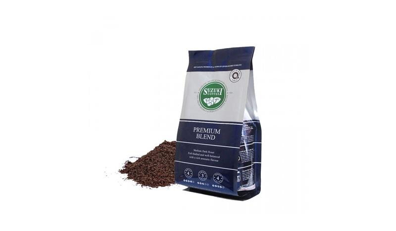 SUZUKI COFFEE Premium Blend