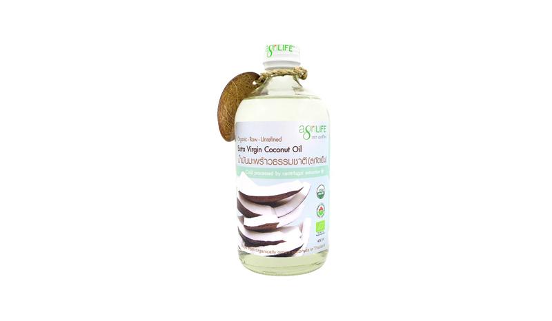 น้ำมันมะพร้าว Agrilife Extra Virgin Coconut Oil
