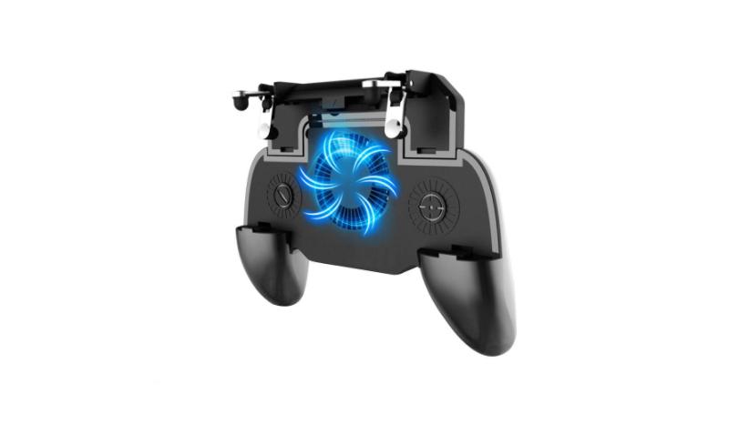 JA LENG จอยเกมมือถือ game controller SR