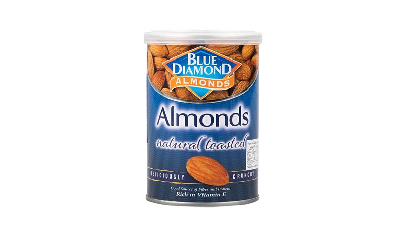 Blue Diamond Natural Roasted Almonds