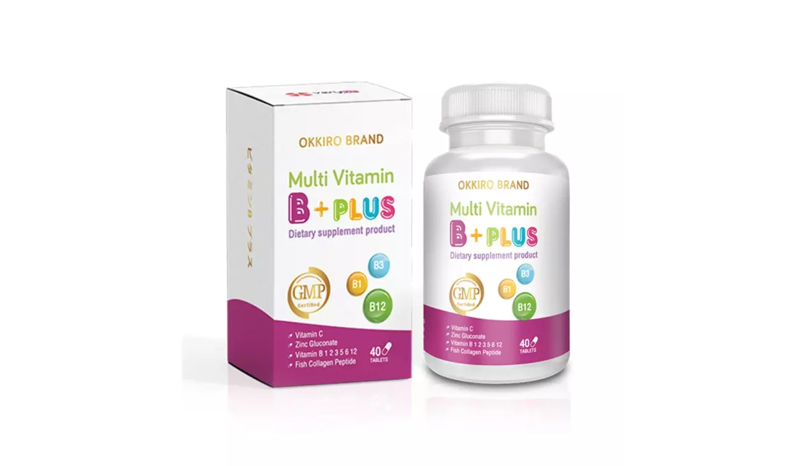 Very Up Multi Vitamin B+ Plus