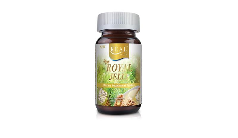 Real Elixir Royal Jelly