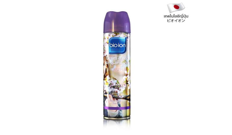 Bioion Air Sanitizer Sakura