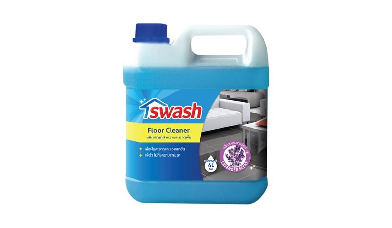 น้ำยาถูพื้น SWASH