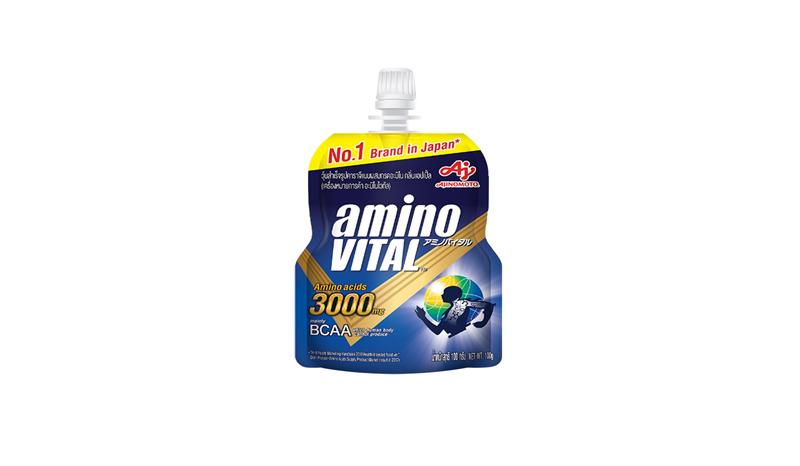 Amino VITAL เจลพลังงานผสมกรดอะมิโนพร้อมทาน