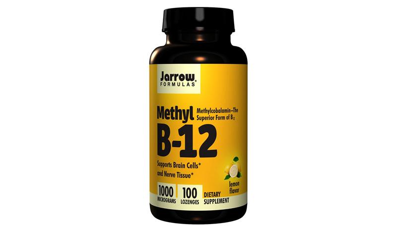 Jarrow Formulas, Methyl B-12, Lemon Flavor