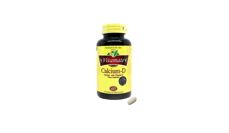 Vitamate Calcium-D