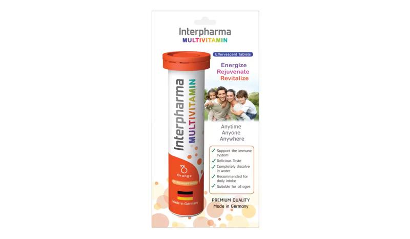 Interpharma / Multivitamin