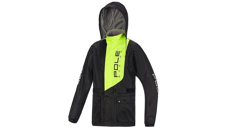 เสื้อกันฝน POLE ชุดกันฝน รุ่น AR801