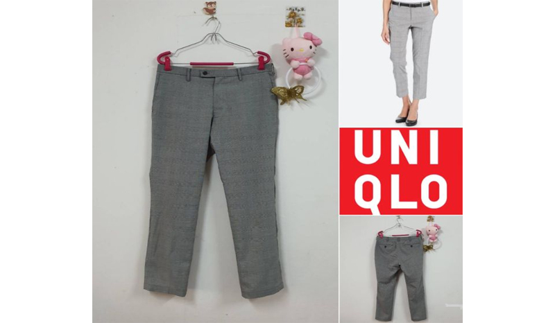 กางเกง Uniqlo Easy care