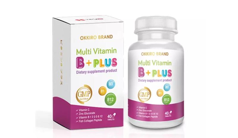 Very Up Multi Vitamin B+ Plus