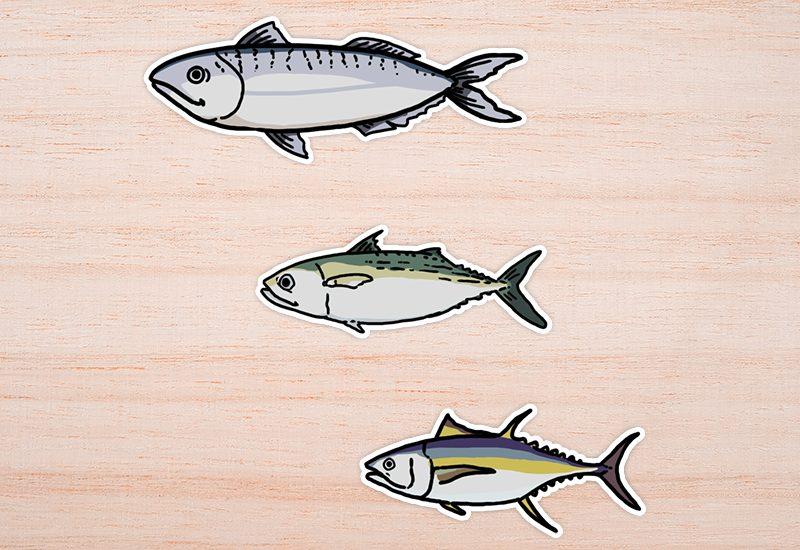 อาหารประเภทปลาที่ลดไตรกลีเซอไรด์ได้
