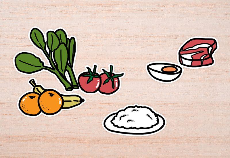 ควบคุมปริมาณอาหาร