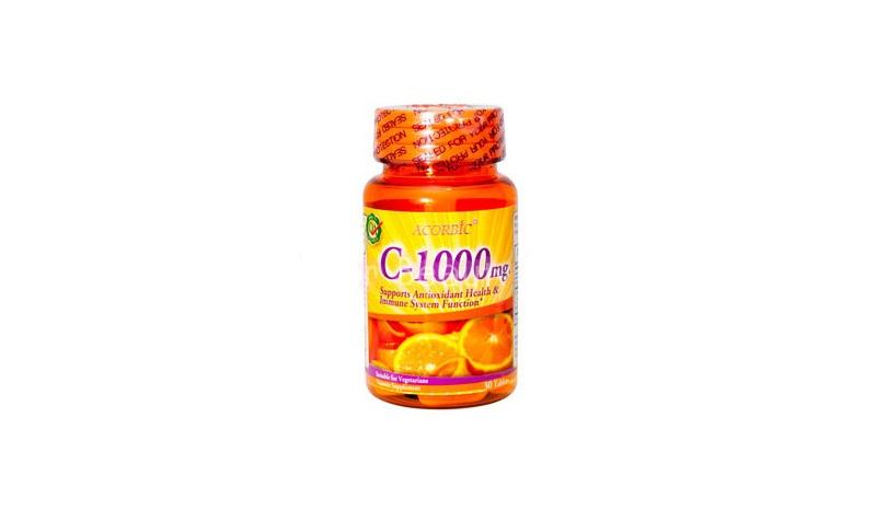 Acorbic Vitamin C