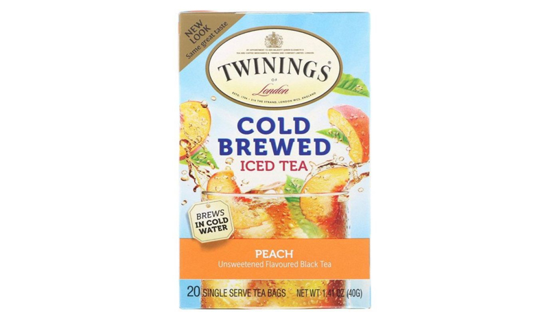 Twinings Peach Cold Brewed