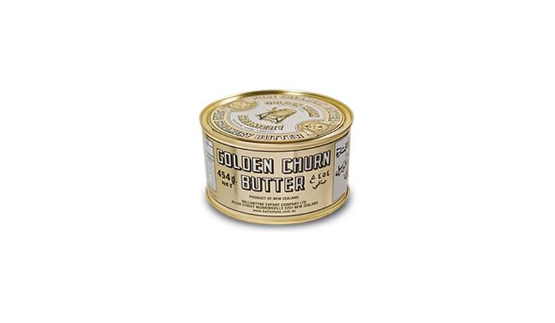 เนยสดรสเค็ม Golden Churn Butter