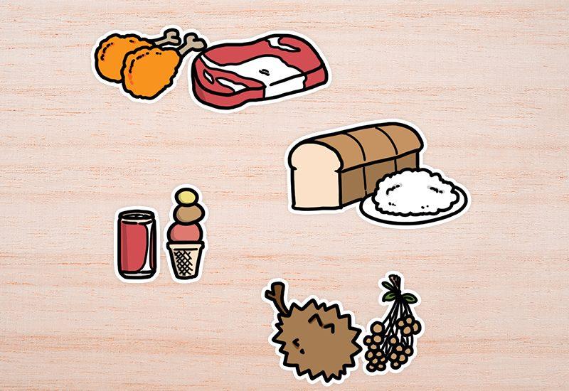คุณภาพของอาหาร