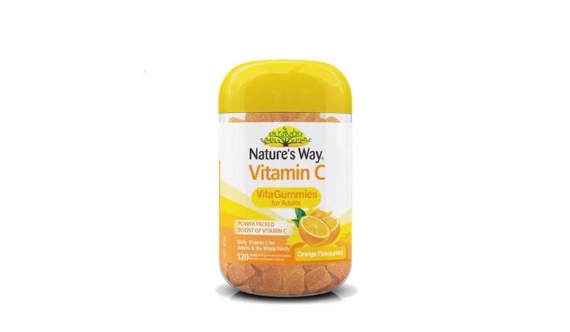 Nature's Way Vitamin C Vita Gummies for Adults