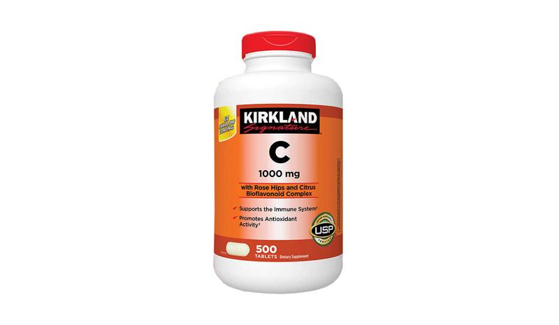 Kirkland Signature Vitamin C 1000mg