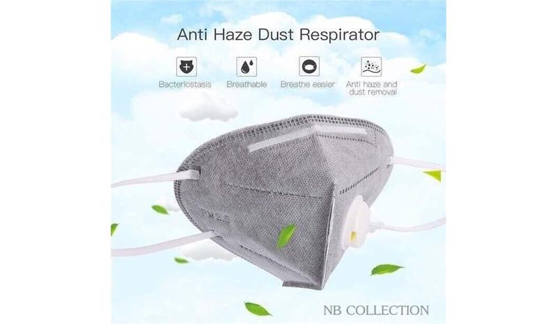 Anti-fog Haze Dust Pm 2.5 Pollen