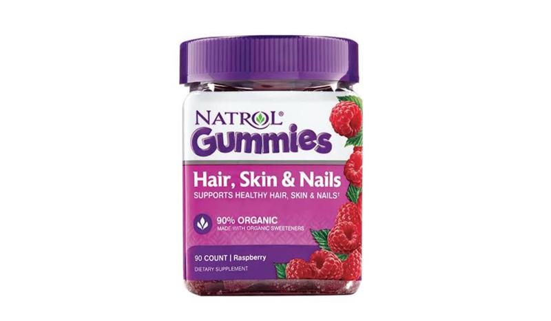 Natrol Gummies Hair, Skin & Nails