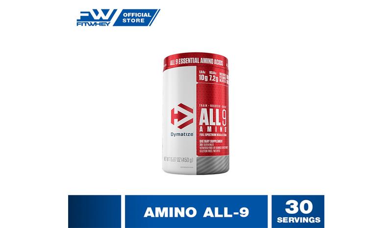 Dymatize All9 Amino