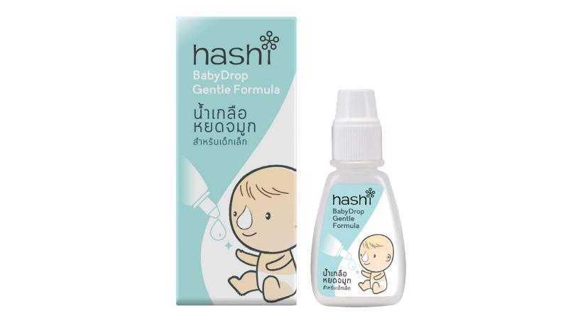 Hashi Baby Drop-Gentle Formula