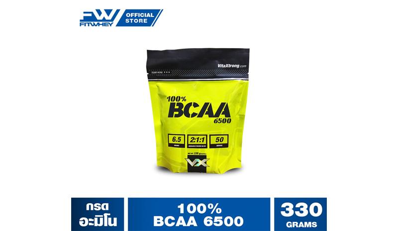 VITAXTRONG 100% PURE BCAA 6500