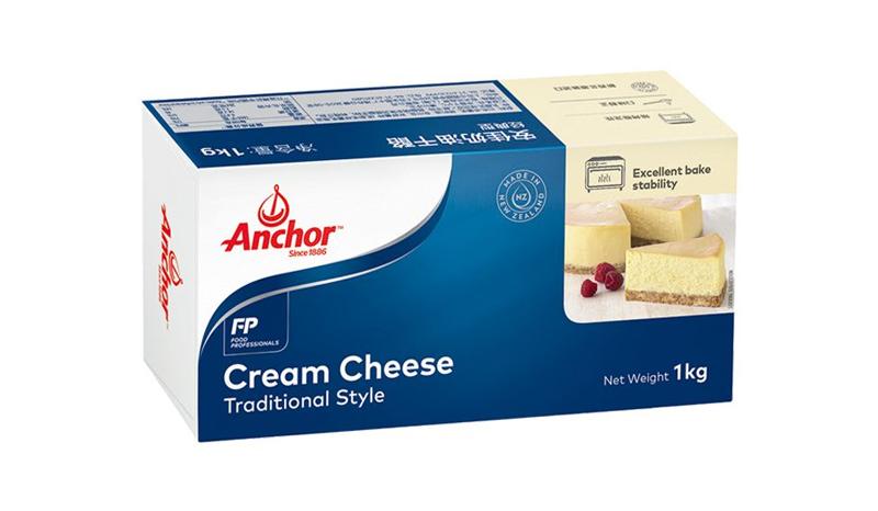 ครีมชีส แองเคอร์ Anchor Cream Cheese คีโต
