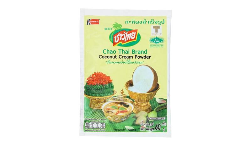 กะทิผงสำเร็จรูปตราชาวไทย