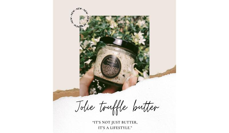 เนย Jolie Truffle Butter
